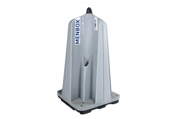 mobiles urinal - menbox