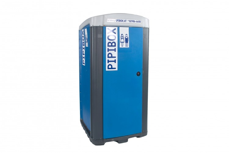 Baustellenklo Pipibox