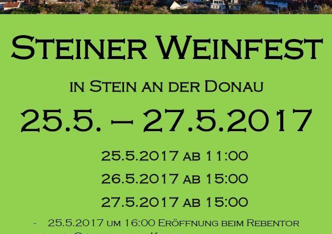 Steiner Weinfest 2017