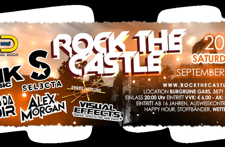 rockthecastle gars
